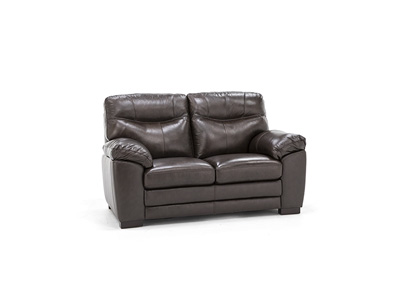 Valore Leather Loveseat
