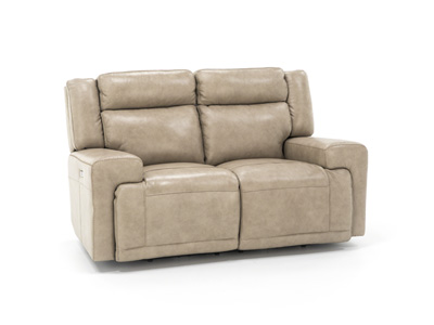 Touhy Power Recline Loveseat