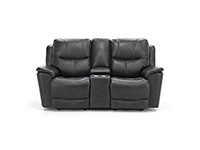 Travis Fully Loaded Console Loveseat