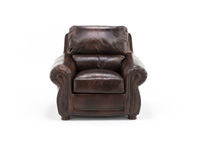 Parker II Leather Chair