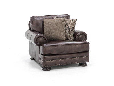 Westbury Leather Chair