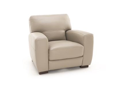 Grigio Leather Chair