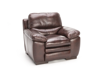 Longhorn Leather Chair