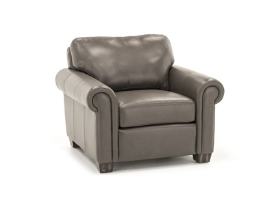 Modesto Leather Chair