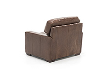 Wicker Park Leather Chair