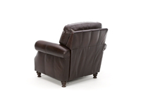 Hillsboro Pushback Leather Recliner