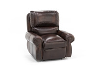 Parker II Leather Power Recliner