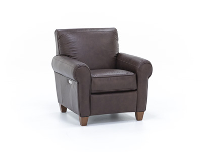 Bennett Leather Power Recliner