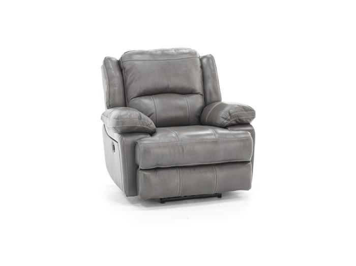 Stupendous Laredo Ii Leather Power Recliner Machost Co Dining Chair Design Ideas Machostcouk