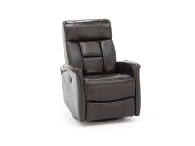 Stephen King Swivel Power Recliner