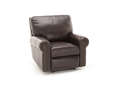 Design & Recline Fairfield Leather Wall Recliner
