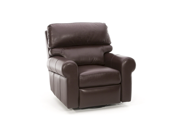 Design u0026 Recline Brookfield Leather Swivel Glider Recliner  sc 1 st  Steinhafels & Steinhafels - Design u0026 Recline Brookfield Leather Swivel Glider ... islam-shia.org