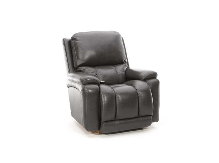 greyson leather power rocker recliner - Leather Rocker Recliner
