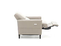 Rome Leather Power Recliner