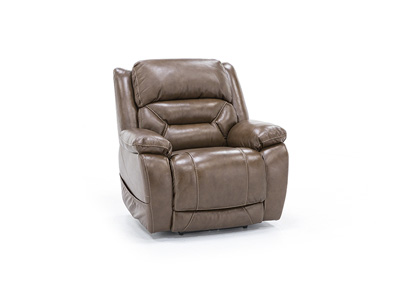 Lusso Leather Fully Loaded Recliner