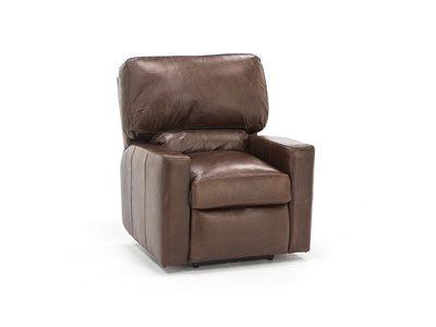 Wicker Park Leather Power Recliner