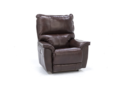 Norris Leather Fully Loaded Recliner