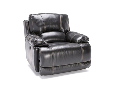 Roselle Leather Power Recliner