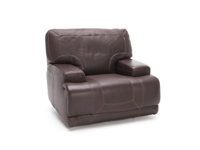 Hugo Power Leather Recliner