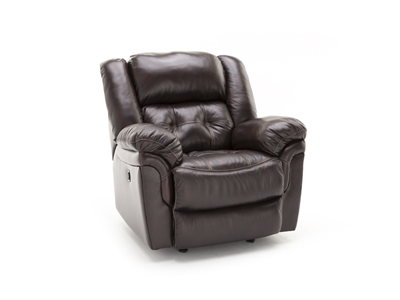 Cheyenne Whiskey Power Rocker Recliner