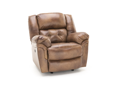 Cheyenne Saddle Power Rocker Recliner
