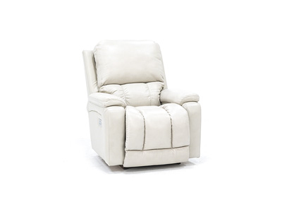 Greyson Leather Fully Loaded Recliner