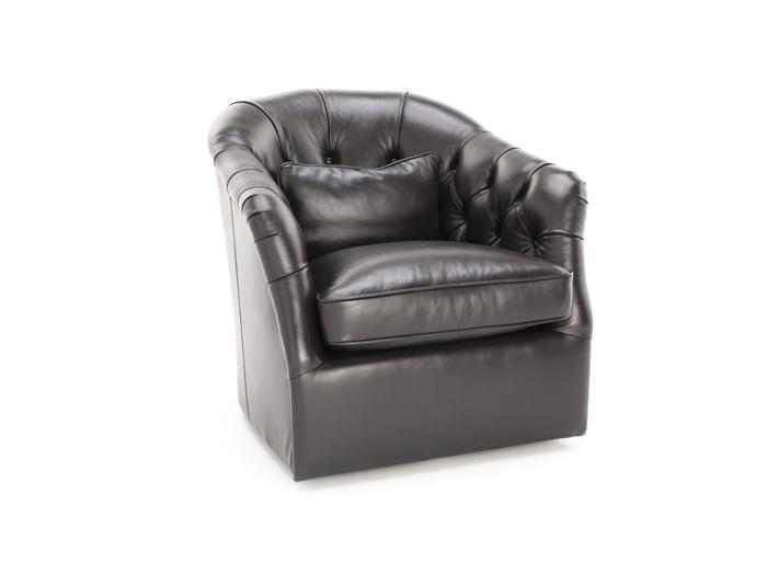 Heirloom Swivel Tub Chair