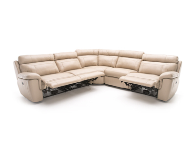Cassidy Park 5-pc. Power Recline Modular