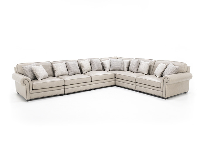Turnberry 6-pc. Sectional