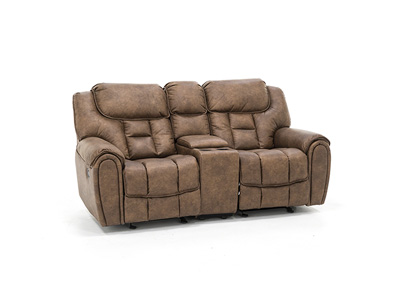 Percy 3-Pc. Glider Reclining Loveseat