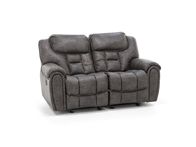 Percy 2-Pc. Glider Reclining Loveseat