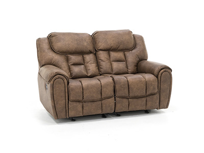 Percy 2-Pc. Glider Recliner Loveseat