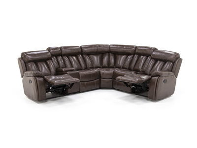 Chandler 6-pc. Reclining Modular