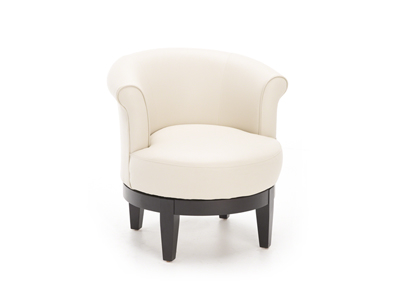 Attica Taupe Swivel Chair