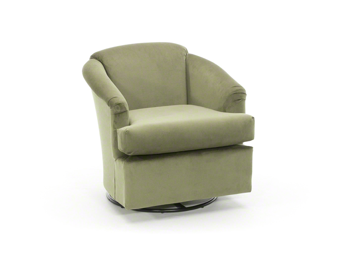 Cass Swivel Glider Chair