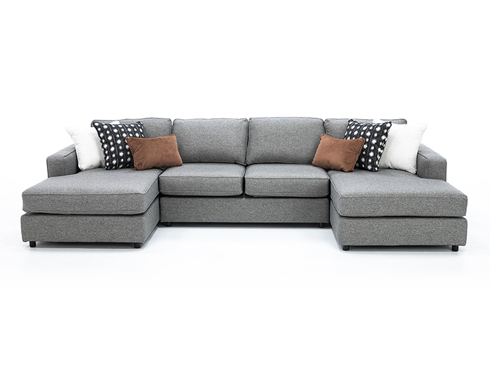 Dublin 3 Pc. Chaise Sectional