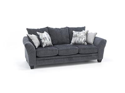 Awesome Mercury 2 Pc Sectional With Free Ottoman Steinhafels Inzonedesignstudio Interior Chair Design Inzonedesignstudiocom