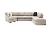 Juno 3-pc. Sectional