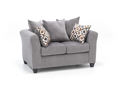 Rhombus Loveseat