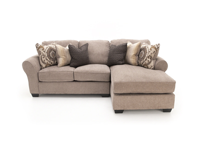 Maria 2-Pc. Chaise Sectional