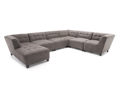 Belaire 6-pc. Modular Sectional