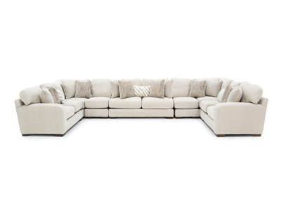 Danielle 7-pc. Sectional