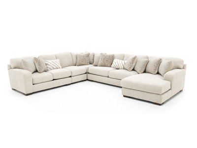 Danielle 5-pc. Sectional