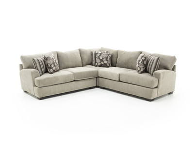 Lotus 3-pc. Sectional