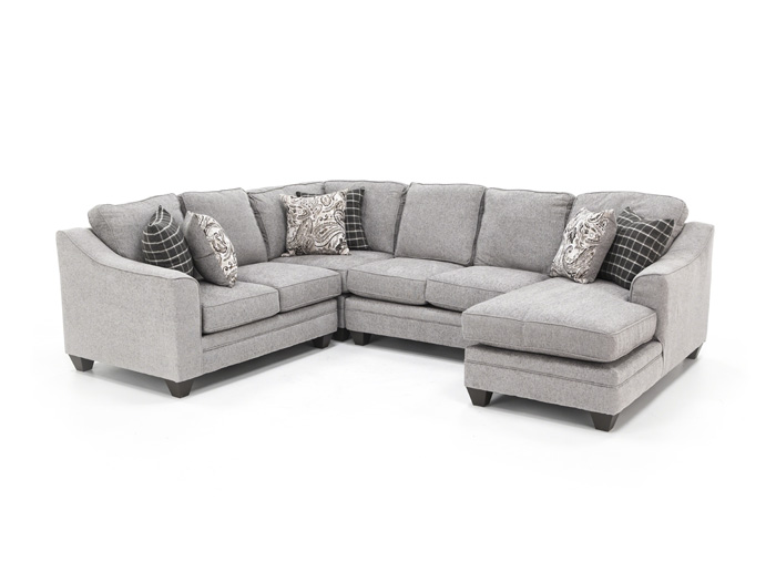Thomas 4-pc. Sectional