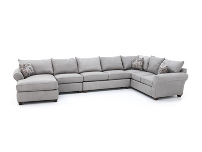 Fletcher 4-Pc. Sectional