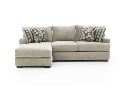 Lotus 2-pc. Sectional