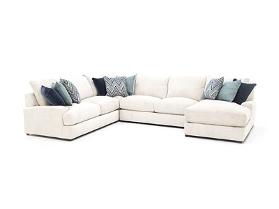 Tranquill 4-Pc. Sectional
