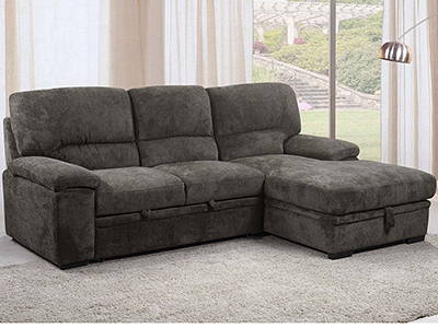 Tessaro 2-pc. Sleeper Sectional