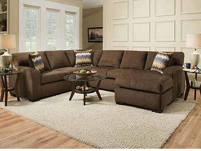 Steinhafels Cornell 2 Pc Sectional